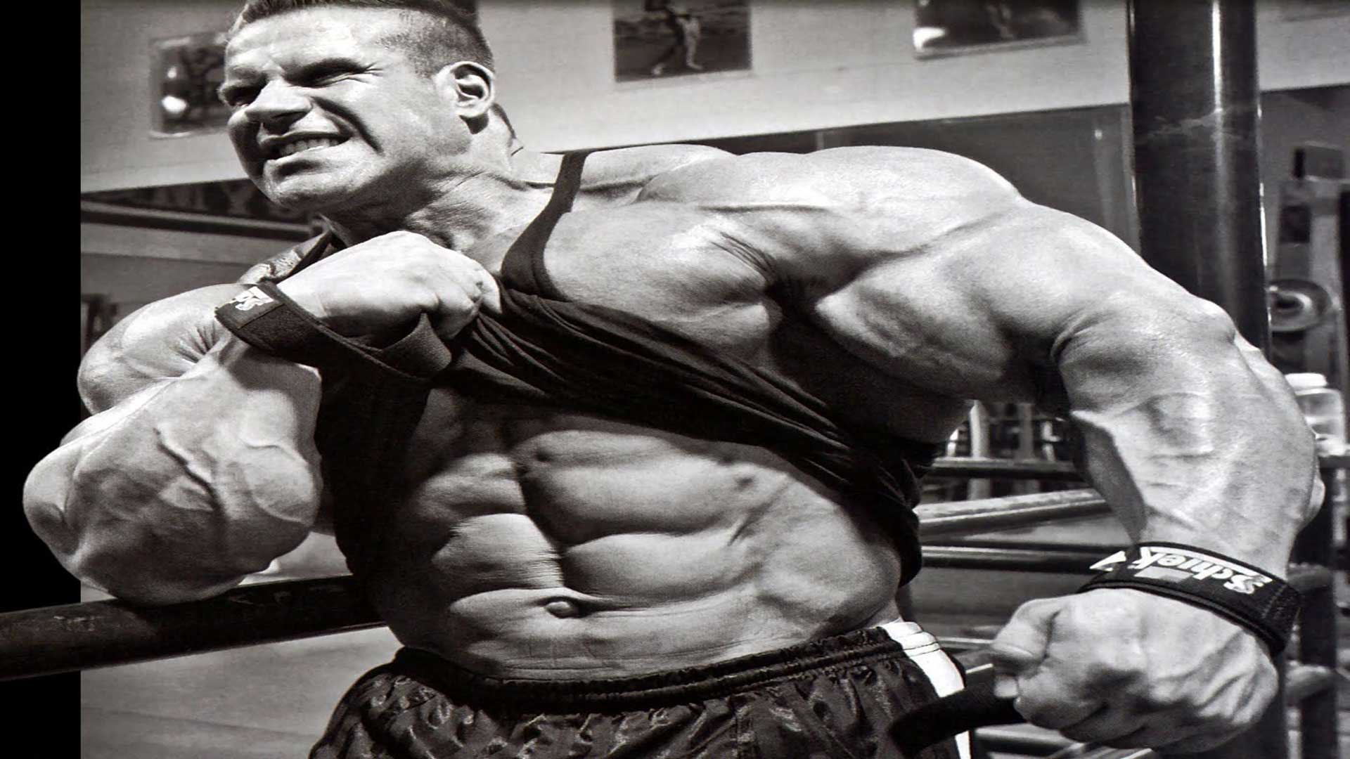 Jay Cutler Front Pose